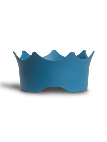 Миска для животных - голубая, фото-4