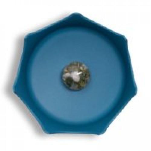 Миска для животных - голубая, фото-3
