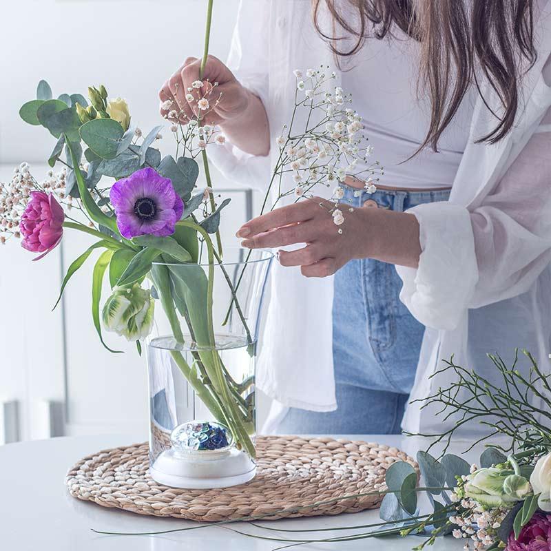 Чудовий букет вимагає бездоганну вазу!
